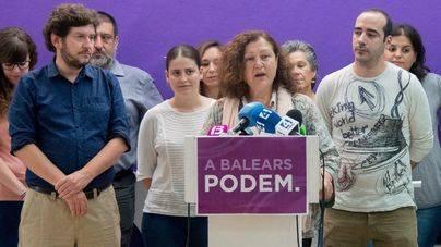 Mae de la Concha no se moja sobre si Podem debe entrar al Govern o no