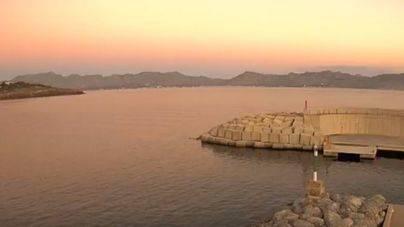 Alerta amarilla en el norte y llevant de Mallorca por viento y oleaje costero