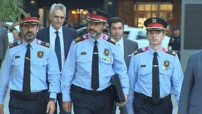 Trapero y los líderes nacionalistas tendrán que volver a declarar tras otro informe de la Guardia Civil