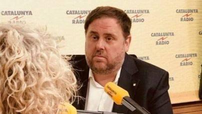 Junqueras valora en Catalunya Ràdio que los bancos se queden en los 'Països Catalans'