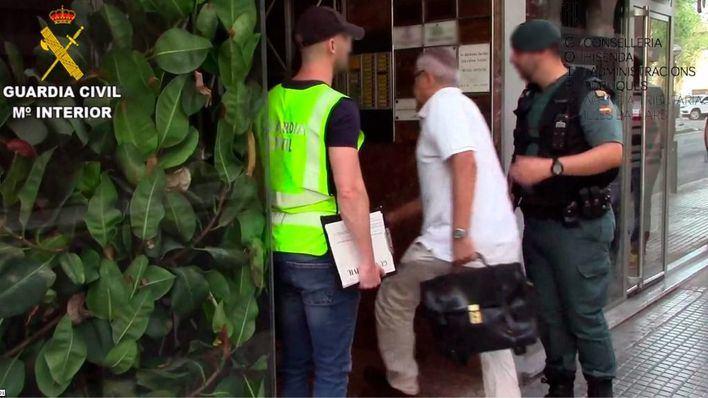 Seis detenidos por fraude en operaciones de compra-venta de coches en Mallorca