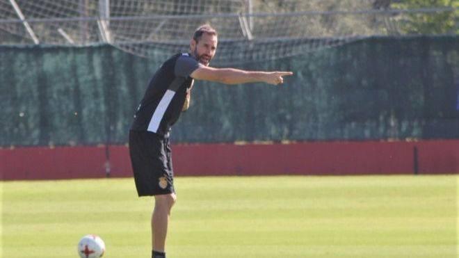 Moreno: 'La baja de Lago Junior es una oportunidad para otros jugadores'