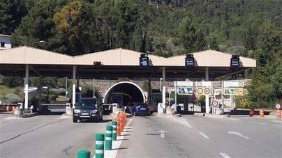 El PP pide al Consell inversiones de seguridad en el Túnel de Sóller