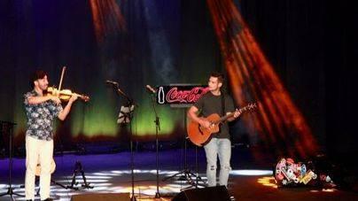 Pedro Guerra y Bruno, los primeros en los Coca-Cola Concerts Club