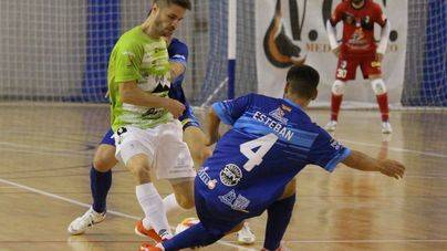 Gran victoria del Palma Futsal ante el Peñíscola