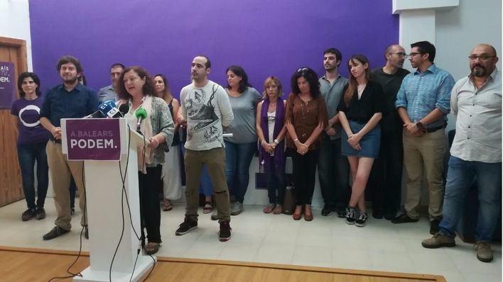 La candidatura de Mae de la Conche venció a la de Laura Camargo