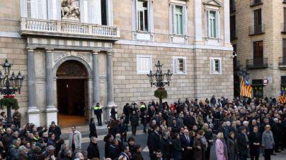 El TSJC retira la custodia del Palacio de Justicia a los Mossos d'Esquadra