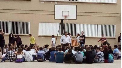 Fiscalía investiga al centro de Inca que obligó a menores a apoyar el referéndum