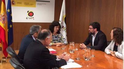 Acuerdo entre Cort y el Ministerio de Turismo para invertir 20 millones en la Platja de Palma