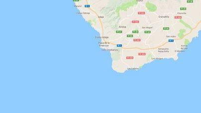 Terremoto de cuatro grados al sur de Tenerife