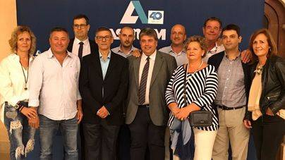 ASINEM premia a pobler Biel Capó por el Museo de la Electricidad
