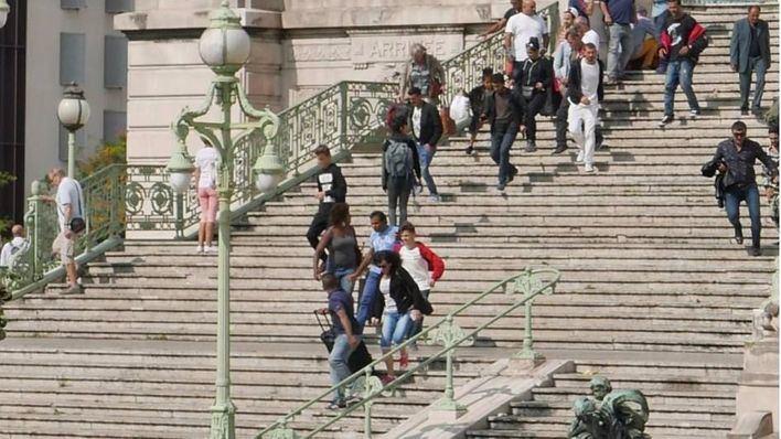 Detienen en Suiza a dos tunecinos por el atentado de Marsella