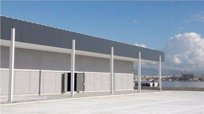 Empieza a funcionar la nueva estación marítima para cruceros de Palma