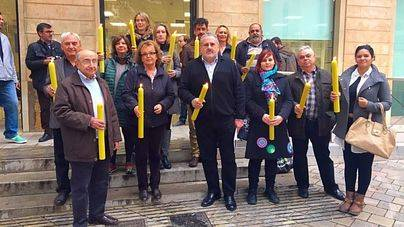 Pimeco carga contra Cort por dejar a siete zonas de Palma sin iluminación navideña: