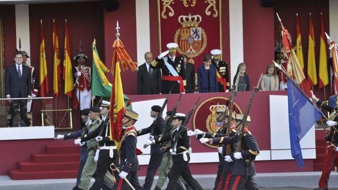 Armengol asistirá al desfile militar de la Fiesta Nacional en Madrid