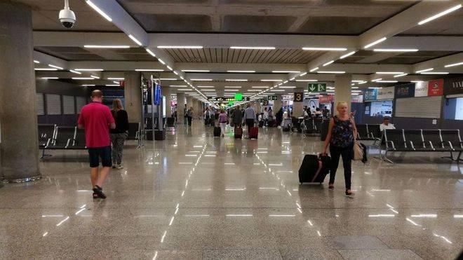 Son Sant Joan recibió en septiembre casi un 7 por ciento más de pasajeros que el mismo mes de 2016