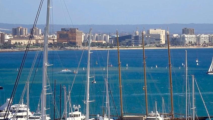 Indignación por el último vertido de aguas fecales en la Bahía de Palma
