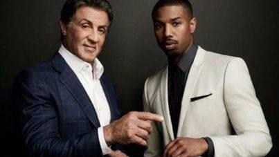 Stallone en modo Rocky: escribe, produce y dirige Creed 2