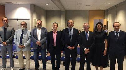 La UIB reconoce al Grupo Barceló, IB3 y Perfumes Club por su apuesta digital