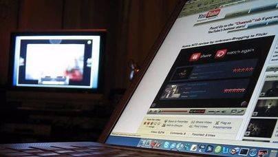 Ya se ven más programas en el ordenador que a través de la televisión