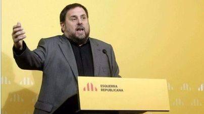 Junqueras pide unidad y confianza en Puigdemont para