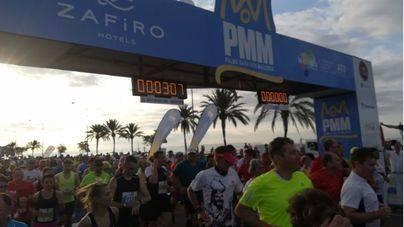 Tòfol Castanyer y Rosaura Casado ganan la Palma Marathon