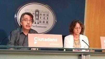 """Ciutadans pide el 155 ante la negativa de Puigdemont a """"desistir de la ilegalidad"""""""