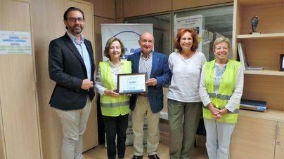 El Banco de Alimentos de Mallorca reconoce la solidaridad de ASIMA