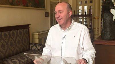Andreu Alcover es el portavoz parlamentario del PSIB-PSOE