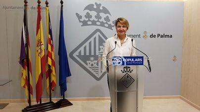 """El PP acusa al """"incapaz"""" Hila de tener el """"récord de retrasos"""" en las licencias de obras de Palma"""
