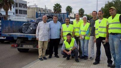 Se incorporan seis trabajadores a la brigada municipal de Sa Pobla