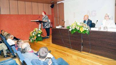 """Rosa María Calaf: """"La sociedad cree estar informada pero sólo está entretenida"""""""