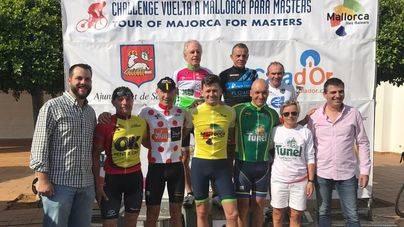 Craig Wilson y Chris Pook primeros líderes de la XX Challenge Vuelta a Mallorca para Masters