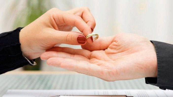 La tasa de divorcios y separaciones cae casi un 20 por ciento en Balears