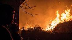 Detenido por causar un fuego por una imprudencia en Ourense
