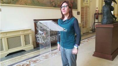 Camargo quiere ser la portavoz de Podem en el debate de comunidad tras perder ante Mae de la Concha