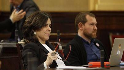 Margalida Capellà de Més abandona su escaño en el Parlament