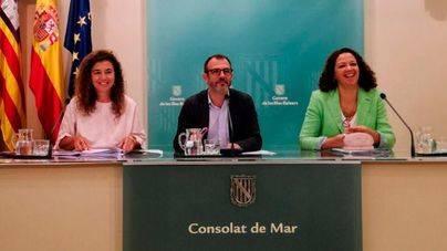 El Govern se personará en la causa judicial que investiga los contratos de Més a Garau