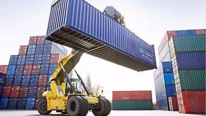 Las exportaciones de mercancías crecen en Balears un 97,9 por ciento entre enero y agosto