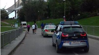 Varios heridos por un ataque con un cuchillo en Múnich