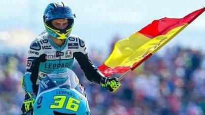 Joan Mir gana en Phillip Island y se proclama Campeón del Mundo