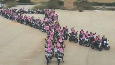 Mas de 1000 motos participan en la Ruta Motera