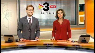 Rajoy y Sáenz de Santamaría se pasan al periodismo