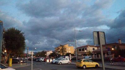 Intervalos nubosos y temperaturas en descenso en Mallorca