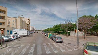 Identificado un joven por deslumbrar con un puntero láser a policías en Palma