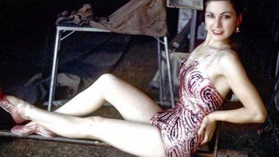 Muere la trapecista Pinito del Oro, reina del mundo circense