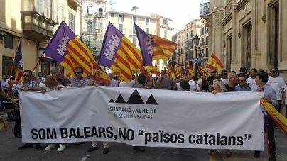 """La Fundació Jaume III y Societat Civil Catalana se unen """"contra el golpe de estado"""" en Cataluña"""