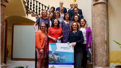 La ATB organiza en Palma el primer intercambio regional del proyecto europeo 'BrandTour'