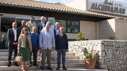 Foment del Turisme apoya los proyectos de renovación de Alcudiamar