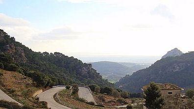 Sol y leve caída del termómetro hoy en Mallorca